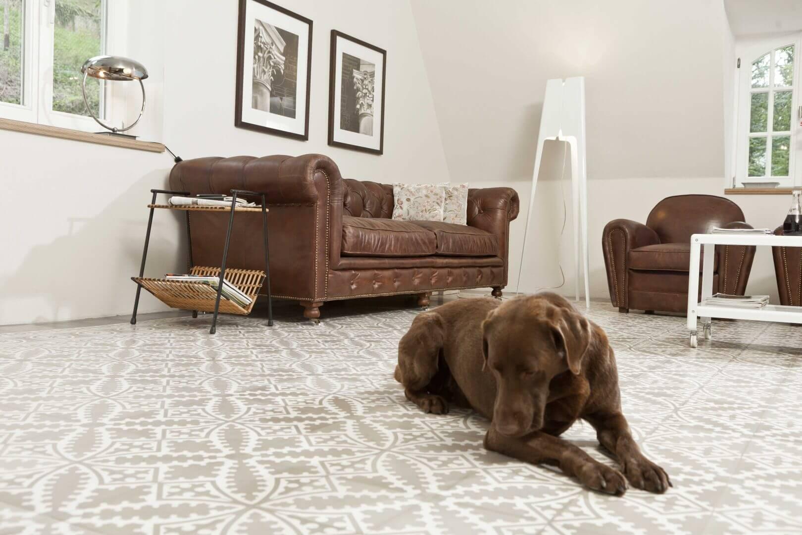 Betonfliesen für Küche, Wand und Boden - Trendige Designfliesen - Eberl