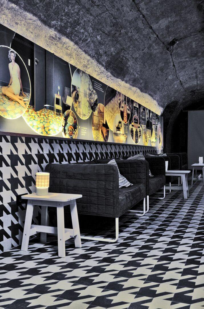 betonfliesen f r k che wand und boden trendige designfliesen eberl. Black Bedroom Furniture Sets. Home Design Ideas
